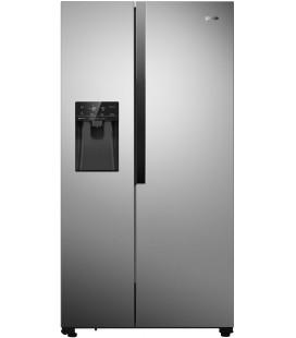 Хладилник GORENJE Side-by-Side NRS9182VX